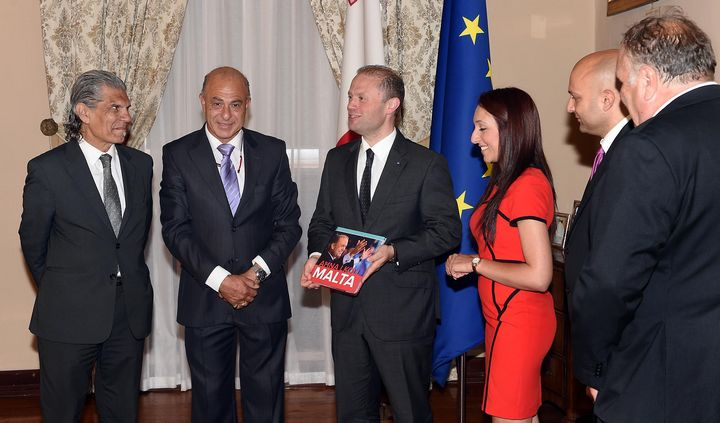 Presentation of the book Ahna Lkoll Malta (We Are All Malta)