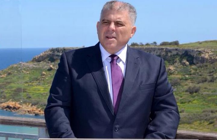 Anton Refalo elected in first count for Gozo with 4,853 votes