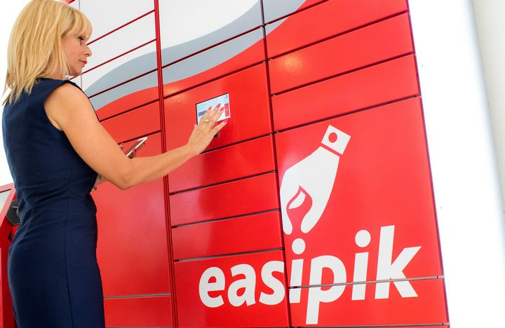 MaltaPost Easipik offers parcel locker service 24/7 for online shopping
