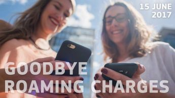 Roam Like at Home: End of roaming charges within EU on Thursday