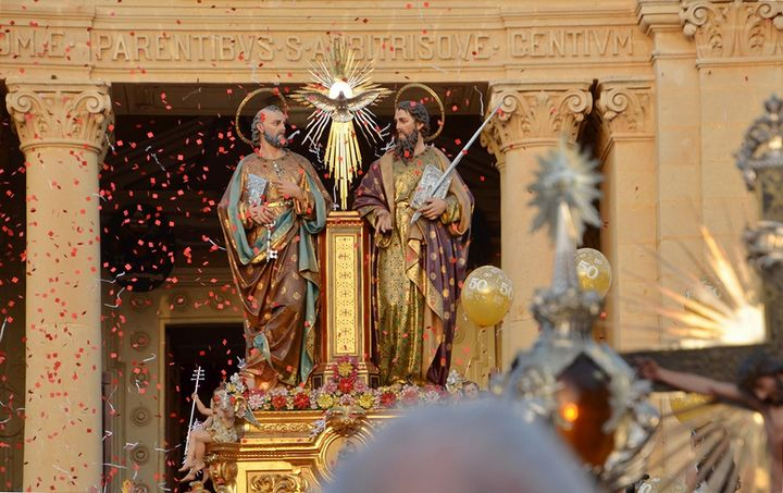 Celebrations come to a close marking Feast of St Peter and St Paul