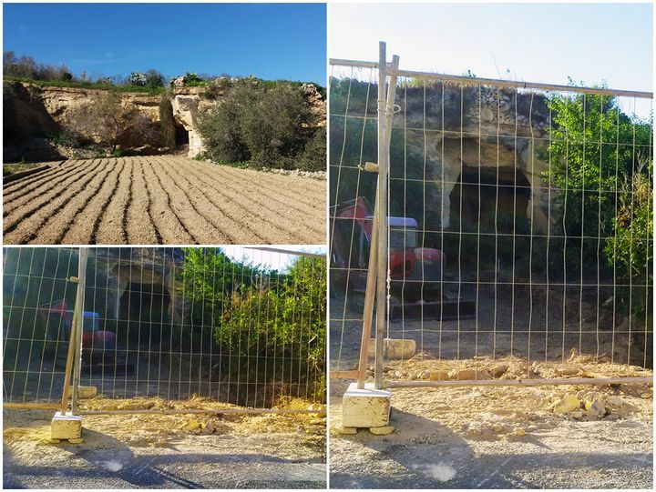 Days are numbered for Gozo's only surviving early Christian Catacomb