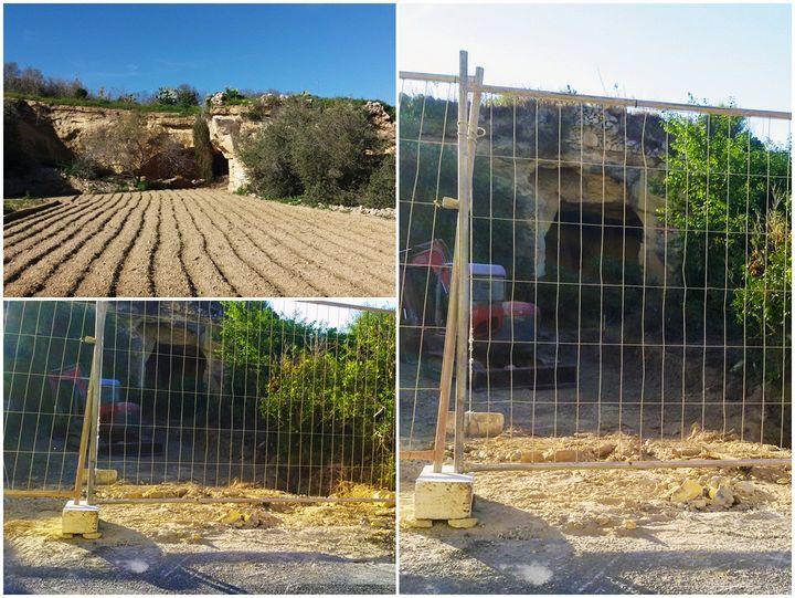 PD urges Authority to halt development work at Ghar Gherduf, Gozo