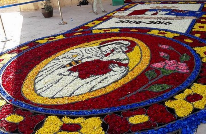Gharb feast celebrations next week including the Infiorata on Sunday