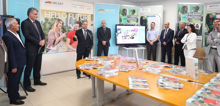 MCAST offers 3 new courses for the first time at the Gozo Campus