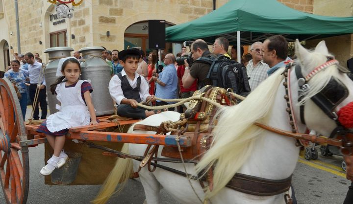 Traditional Gozitan Agricultural Fair in Nadur this month