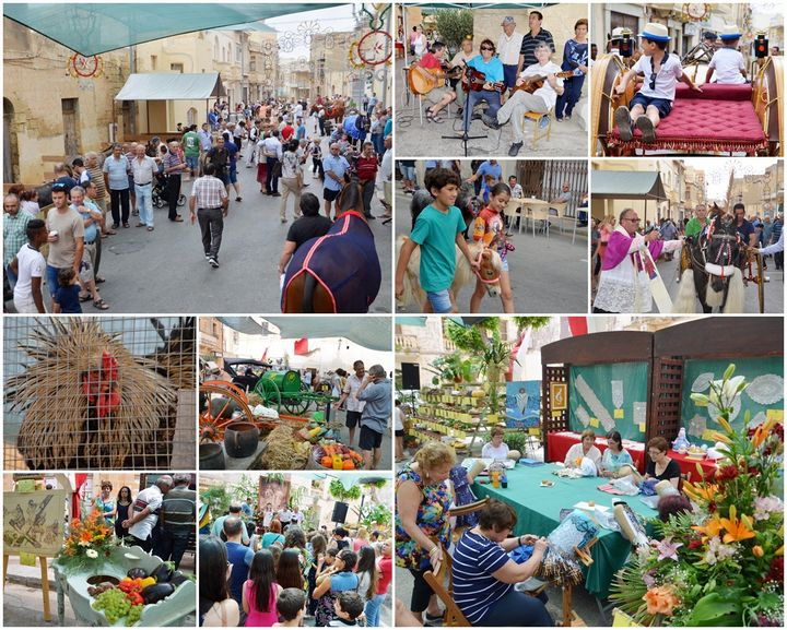 Nadur Agricultural Fair with food, animals, artisans and much more