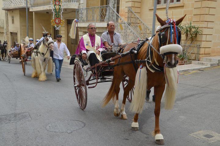 Wirja Agrarja: Traditional Gozitan agricultural fair held in Nadur