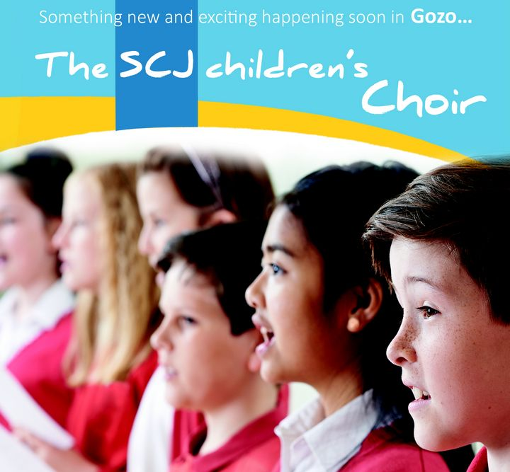 SCJ Children's Choir: Young people invited to join Gozo choir