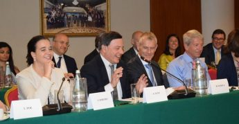 Alfred Sant: The US, Russia and the EU must converge on Libya