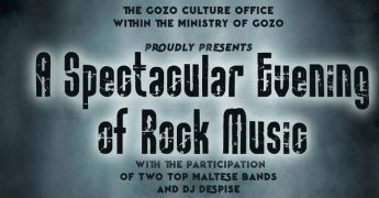 A Spectacular Evening of Rock Music in Sannat, Gozo, next month