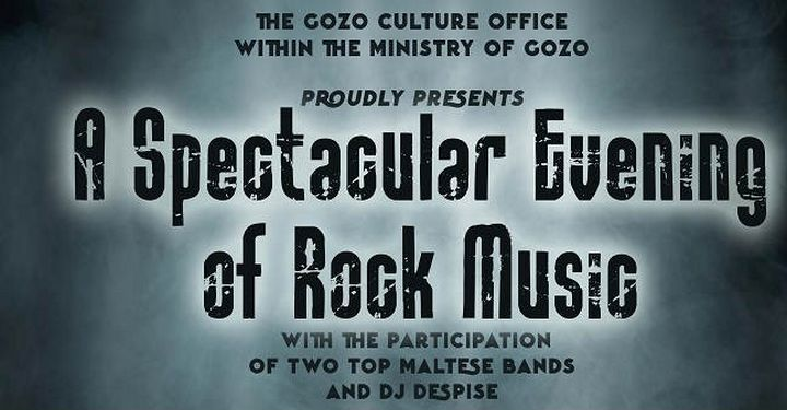A Spectacular Evening of Rock Music in Sannat, Gozo