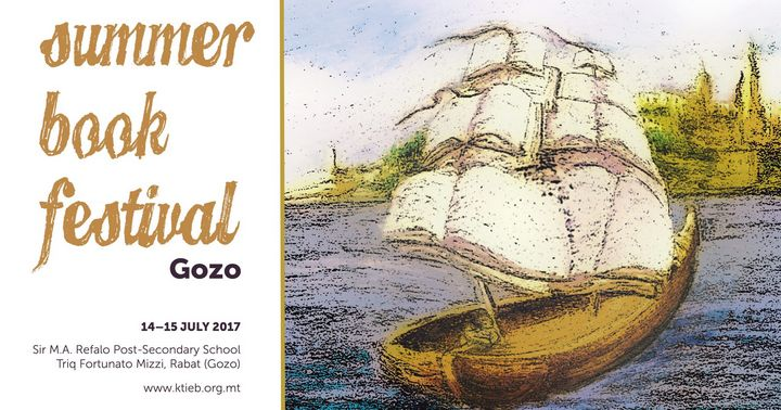 Summer Book Festival - Gozo: Full programme launch