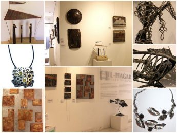 Gozo exhibition extended: The Nature of Metal - Sculpture & Jewellery