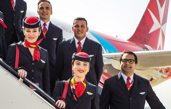 Cabin Crew training courses being launched by Air Malta