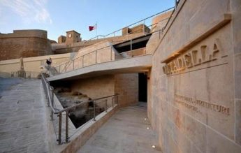 Cittadella Visitors' Centre Award welcomed by Malta Tourism Authority