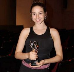 Gozo Youth Council congratulates young dancer Denise Buttigieg