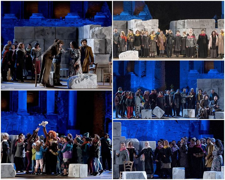 "Gaulitanus Choir of Gozo ""makes history"" in Taormina opera"