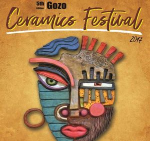 Gozo Ceramics Festival 2017 in Xlendi Bay next month