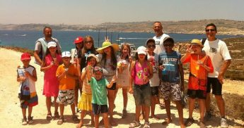 Gozo Greyhounds clean-up event on Comino - everyone welcome