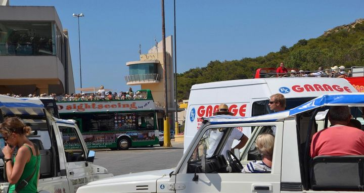Malta residents made up just over half of all tourists visiting Gozo