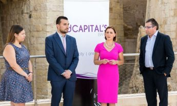 Minister for Gozo launches first edition of the Citadel Arts Festival