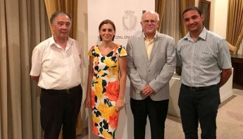 Minister for Gozo meets with the Gozo NGOs Association