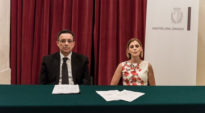 Ministry for Gozo Non Governmental Organisations Assistance Scheme