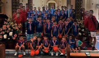 Hamrun Scouts enjoy a cultural/educational tour of Gozo