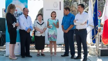 Minister for Gozo launches the I Love Xlendi Festival 2017