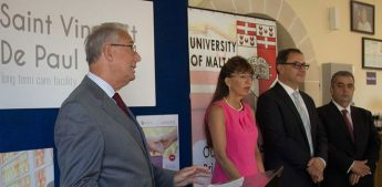 University of Malta B.Sc. Nursing (Hons) (Elderly Care) launched