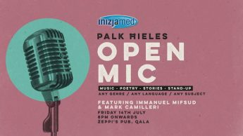 Open Mic at Zeppi's Pub in Qala: Music, poetry, stories or stand-up