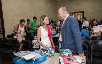 Robotica Nation: Free course for Gozitan children inaugurated