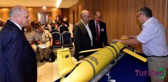 Sea gliders monitor environmental status of the sea around Malta & Gozo