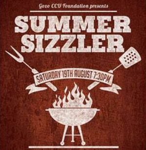 Join the Gozo CCU Foundation in a Summer Sizzler BBQ