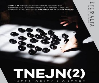 Tnejn(2) with ZfinMalta at the Citadel, Gozo next Saturday