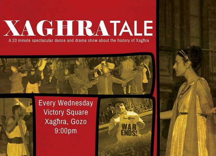 Xaghratale: Last show for this summer on Wednesday