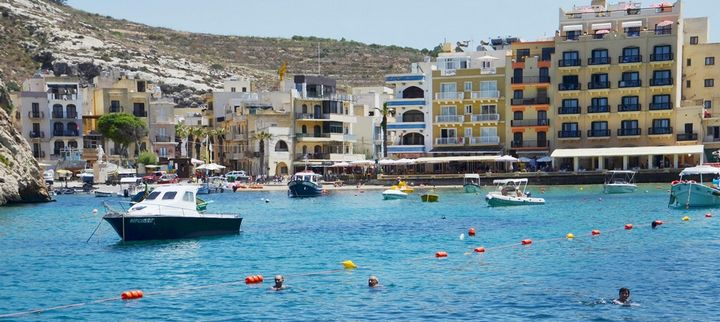 Decrease in number of guests and nights spent in Gozo accommodation