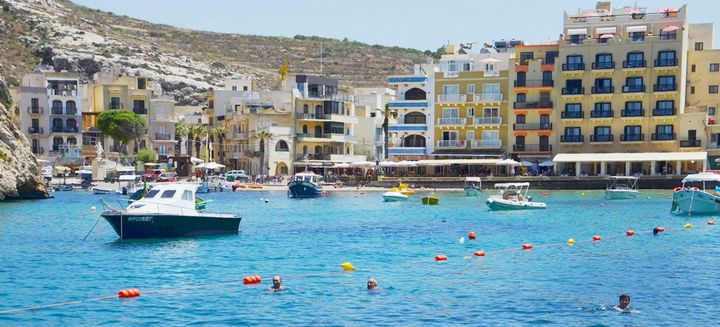 Illegally dumped farm waste temporarily closes Xlendi Bay