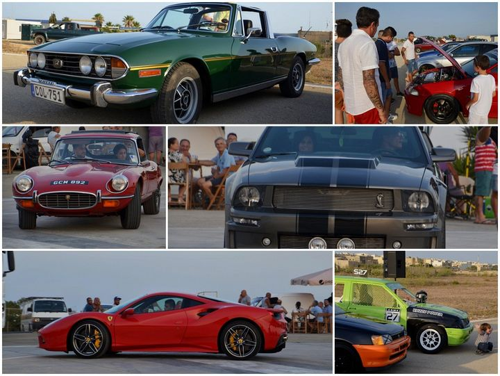 Classic and Modified Auto Show held in aid of the Arka Foundation