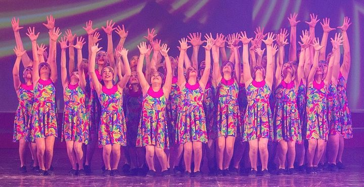 One team, one dream! - Centre Stage Dance Academy off to Paris