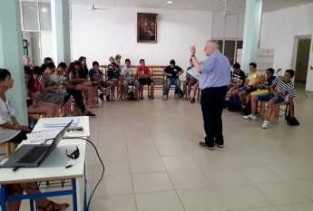 ESU Gozo holds summer course for students, volunteers also needed