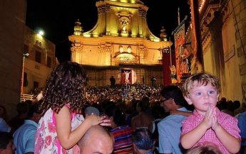 Long weekend of celebrations for Santa Marija feast in Victoria