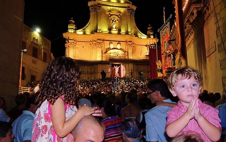 Victoria celebrations for the Feast of Santa Marija next week