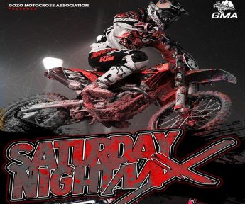 SaturdayNight MX: Motocross racing after sundown at the Gozo track
