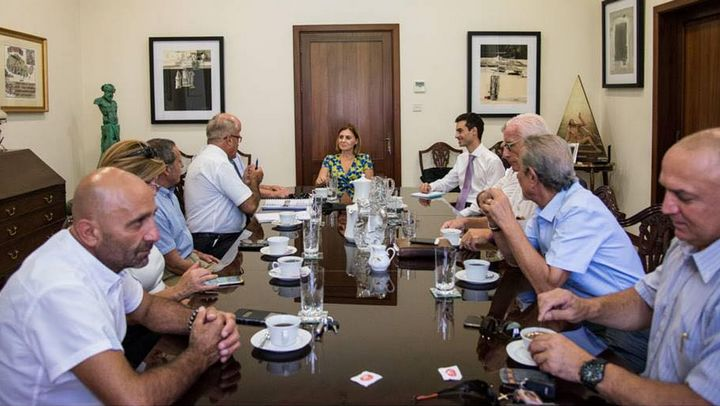 Tourism in Gozo discussed at Minister for Gozo's meeting with the GTA
