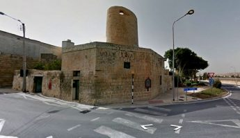 Gozo's oldest surviving windmill to be restored at Xewkija