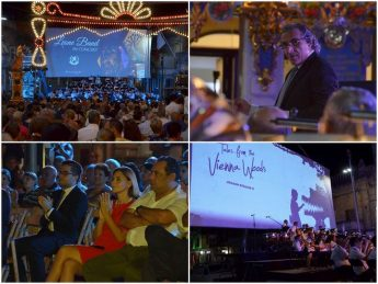 Large crowds enjoy Leone Band Concert for feast of Santa Marija