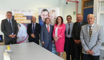MCAST Nursing Degree Programme in Malta with Northumbria University