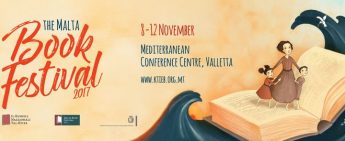 First programme details announced for this year's Malta Book Festival
